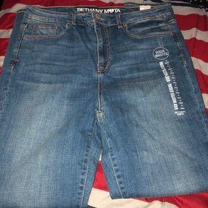 Women's high waisted jeans size 12reg